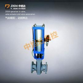 气动铝合金管夹阀|碳钢气动管夹阀