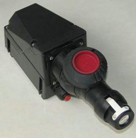 工程塑料防爆插销 ZXF8575防爆防腐插接装置
