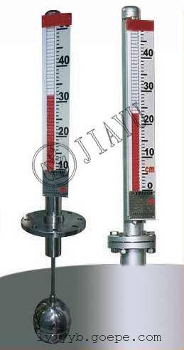 UFZ系列磁翻板液位计/顶装浮球液位计