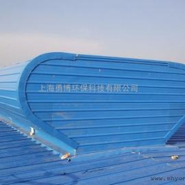 青岛YB-200免电屋脊气楼,免电屋顶通风器