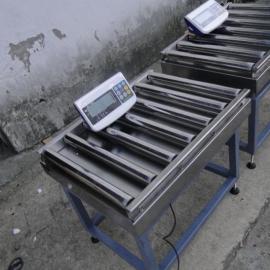 100公斤滚筒秤,100公斤电动滚轮称
