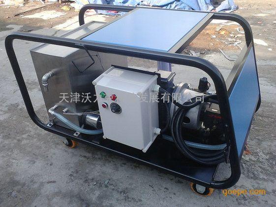 供应沃力克北京物业小区下水道疏通机