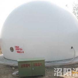 储气柜 双膜 单膜 独立 一体化 沼气 气柜 报价低规格全