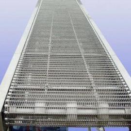 特殊形式金属网带 304不锈钢网带 食品输送带