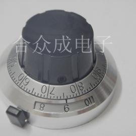 SAKAE 46HD-10 2K电位器 多圈线绕电位器