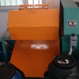 江苏苏州可倾式研磨机 昆山六角八角滚筒研磨抛光机
