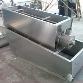 MTDL叠螺污泥脱水机