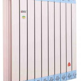 暖气片生产厂家直供 铜铝复合散热器 钢铝复合暖气片价格