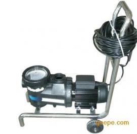 安浦SW300鱼池塘吸污机