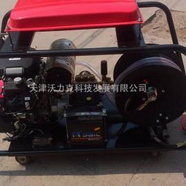 汽油驱动工业高压水疏通机