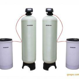 软化水设备 全自动 钠离子交换器 小型锅炉软水机 软化水器