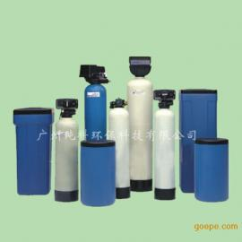 离子交换器 阴阳离子交换设备 0.5吨每小时去离子水设备