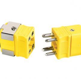 CXIN-IM30U-550-DUAL热电偶 美国omega双支带连接器热电偶