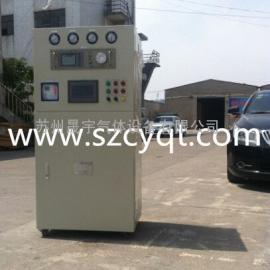 全自动气体混合配比器氢氩气体混配器氧氩混合配比柜氢氮混气机