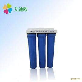 中美商用大流量净水器、20寸过滤机