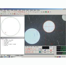 M2D-AT二维影像自动判别测量软件
