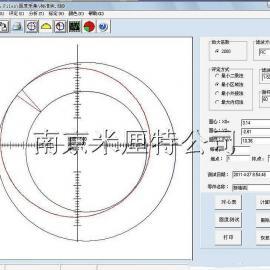 YD200A圆度仪测量软件