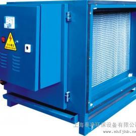 高效低空排放油烟净化器