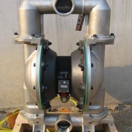 美国ARO气动隔膜泵,聚四氟乙烯膜片,球座,垫片