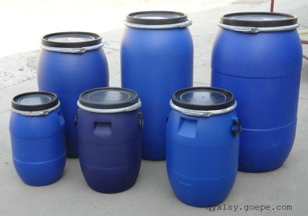 庆云新利产30升法兰塑料桶50升法兰塑料桶60升法兰塑料桶
