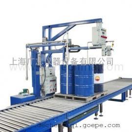 化工溶剂液体定量灌装机 固化剂液体定量灌装机