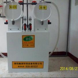 医院污水处理设备|电解二氧化氯发生器|余氯测试盒