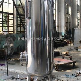 碳钢防腐内衬3+2混床离子交换罐 阴阳离子交换器
