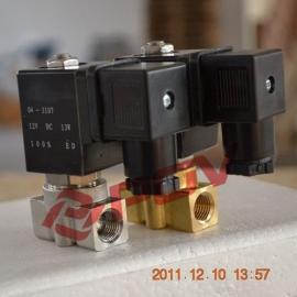 POG不锈钢微型高压电磁阀