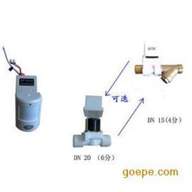 沟槽式 水冲厕所 感应节水器 节水80%