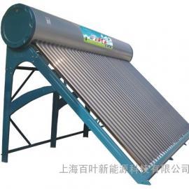 浴室太阳能热水器安装 上海百业太阳能