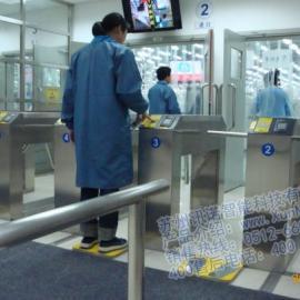 防静电门禁系统|ESD门禁工程|讯诺静电检测门禁