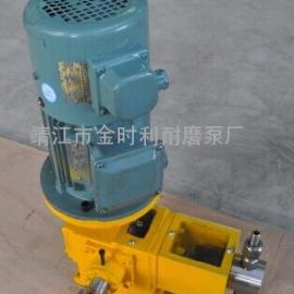 MB155计量泵专业厂家;磷酸盐加盐装置-耐腐蚀耐磨型计量泵