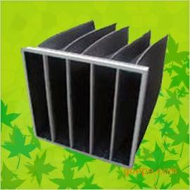 袋式活性炭过滤器 空气过滤器 活性炭袋式过滤器 规格可定制