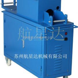 HXD--D800 型钢管喷漆机、脚手架钢管喷漆专用机
