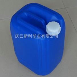 16L塑料桶,闭口16升塑料桶,堆码15KG塑料桶供应