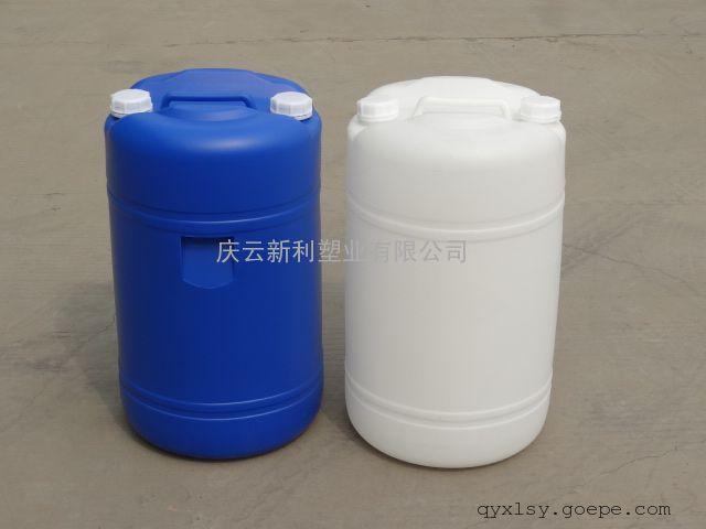 60升闭口塑料桶,60L小口塑料桶,60公斤圆塑料桶供应