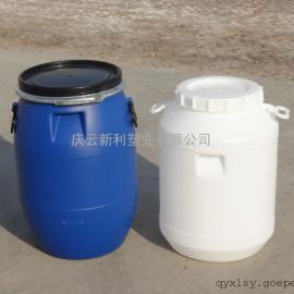 60公斤塑料桶,60L塑料桶,60升塑料桶新利塑业供应