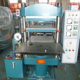 热卖80T带工作台硫化机