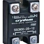 快达高压固态继电器Crydom SSC1000-25-24