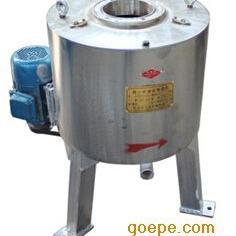 高效节能型食用油滤油机60型离心式滤油机河南中诚机械
