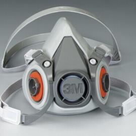 3M6200防毒面具