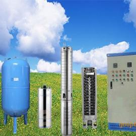 江阴高楼深井恒压变频供水设备二次供水设备