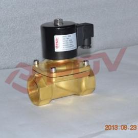黄铜直动式电磁阀