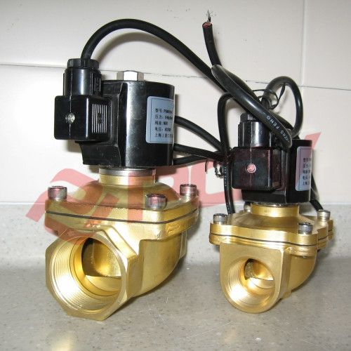 sldf水下潜水电磁阀_sldf水下专用电磁阀 直动式无压图片