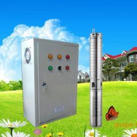 苏州市别墅家用深井变频供水设备深井自来水供水设备
