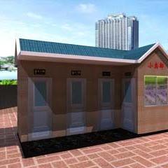 上海华杰环保厕所、环保厕所的环保要点