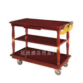 【供应】三层服务车 送餐车 茶水车 收集车 收碗车