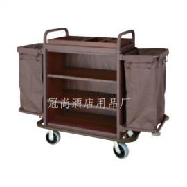 供应C-103客房服务车 (可拆装) 双边服务车 手推车