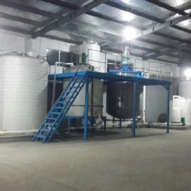 减水剂储罐规格 耐酸碱PE材质贮罐 立式搅拌机设备