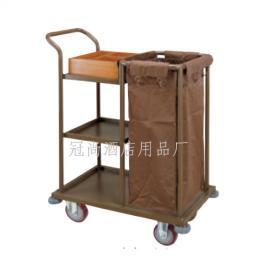 【供应】C-88客房服务车 单边客房服务车 整理车 房口车